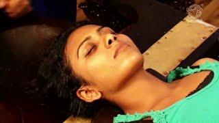 AYURVEDIC INDIAN MASSAGE - EYES,EARS,NOSE & THROAT - NASYAM - SPECIAL NASAL DROPS FOR COLD
