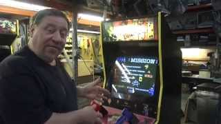#576 Atari AREA 51-MAXIMUM FORCE Combo Arcade Video Game-in trim cabinet-TNT Amusements