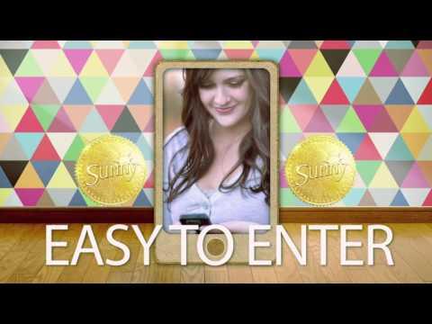 SUNNY Gold Rush Consumer Promotion