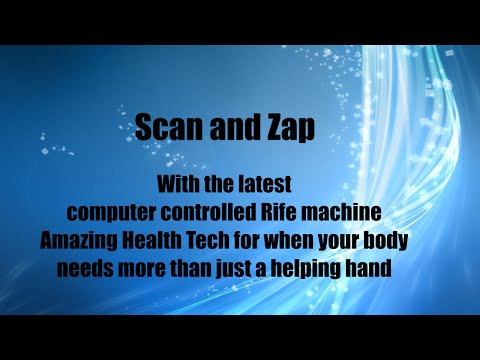 Scan and Zap with Spooky2