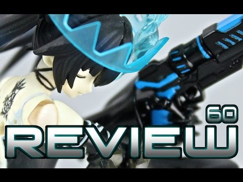 Figma Friday #5 SP040 Black Rock Shooter Beast Anime Figure Review