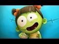 Spookiz | Funny Animated Cartoon | Best Of Zizi the Frankenstein Girl | 스푸키즈 | Cartoon for Children