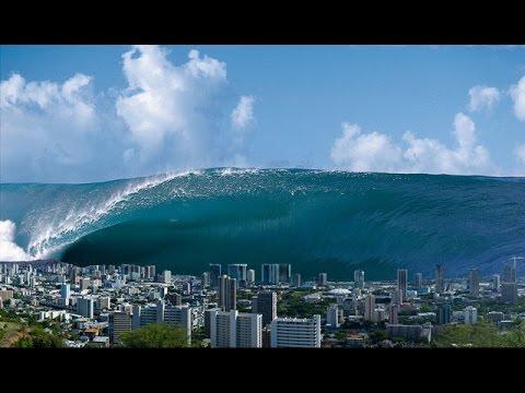 Foto de un maremoto