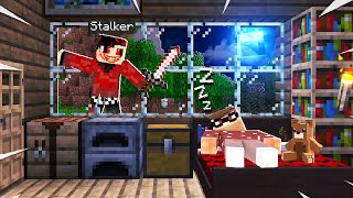 He Was Stalking Me in Minecraft and I Had NO IDEA... (Realms SMP S4 E2)