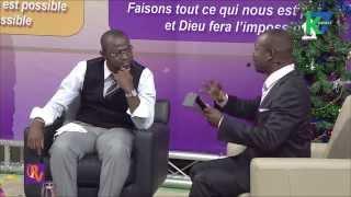 """Emission  """"Croire Pour Vivre"""" avec Le Prophète Sosthène MABOUADI"""