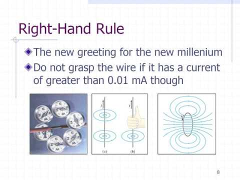 Magnets and Magnetic Fields (Chapter 27)