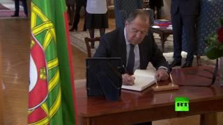 لافروف يقدم بتعازيه بوفاة الرئيس الاشتراكي البرتغالي الأسبق ماريو سواريز