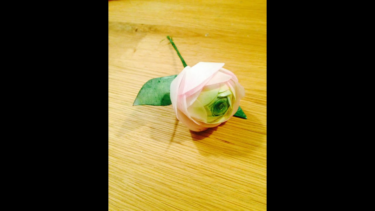 How to make wafer paper ranunculus youtube how to make wafer paper ranunculus mightylinksfo
