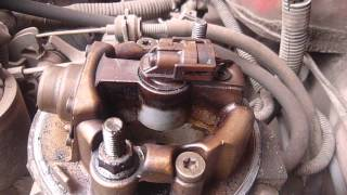 видео Звук форсунки на X16SZ Opel Vectra A
