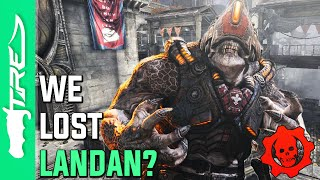 WE LOST LANDAN? - Gears of War 2 Multiplayer Gameplay w/ LANDAN (Xbox One Gameplay)