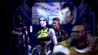 Borderlands 2 - Opening Cinematic (The Heavy - Short Change Hero)