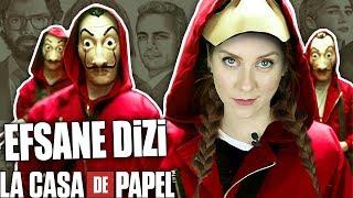 Bu Dizi Yeni Favoriniz Olacak: LA CASA DE PAPEL (Money Heist)