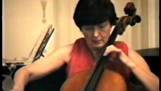 Family duo Viktoria Mathisen, Elena Gantchikova Cello & piano 1991-2002