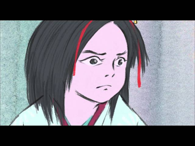The Tale of The Princess Kaguya [Official US Teaser Trailer]