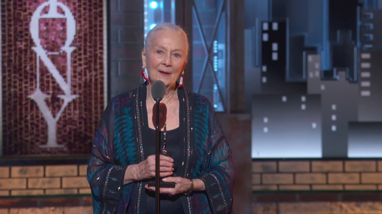 2019 Tony Awards: Lifetime Achievement Award - Rosemary Harris