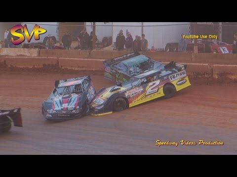 Cherokee Speedway | March 5th 2017