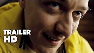 Split - official film trailer 2017 - james mcavoy, anya taylor-joy movie hd