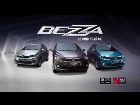 The Perodua Bezza: Beyond Compact