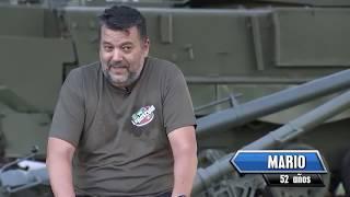 """El Ejército de Tierra hace sudar la camiseta a """"Los Policías"""""""
