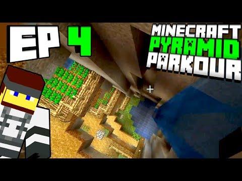 Minecraft: PARKOUR PYRAMID - EP.4