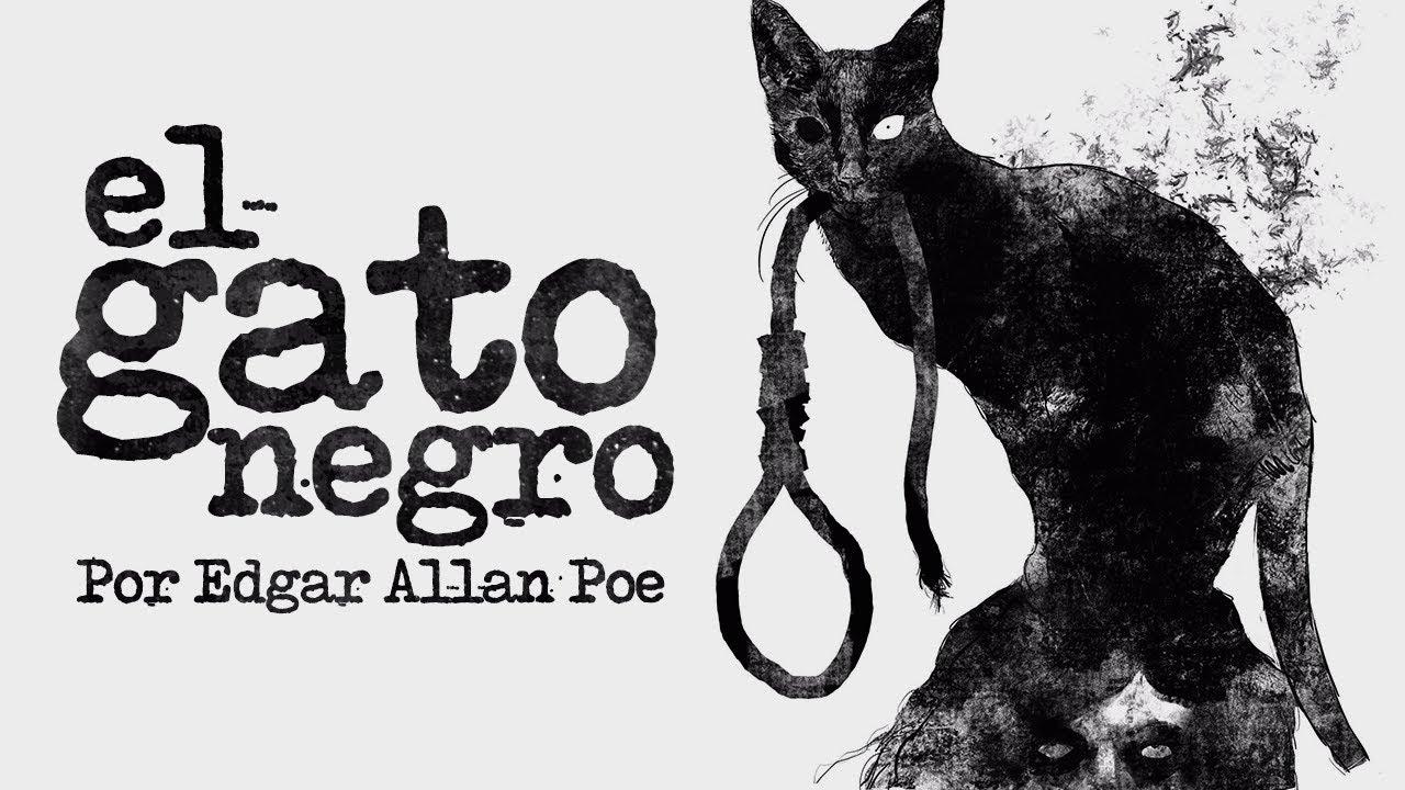 El gato negro de edgar allan poe narrado por warius youtube - El gato negro decoracion ...