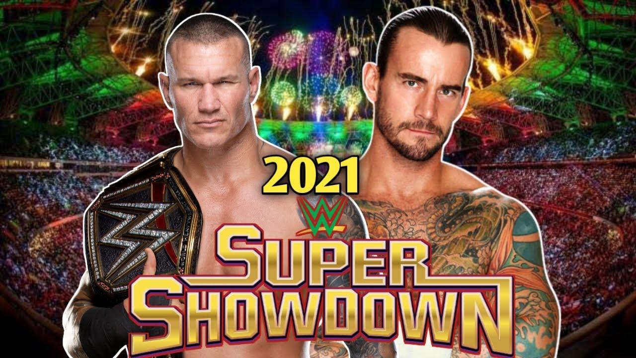 Super Showdown 2021 Ergebnisse