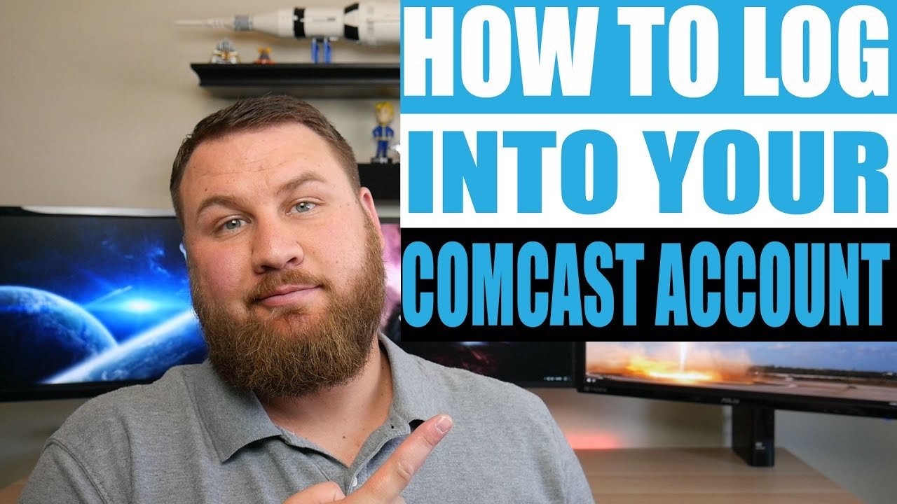 How to Log into Your Comcast or Xfinity Account