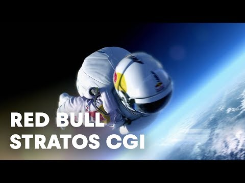 Red Bull Stratos CGI - The Official Findings