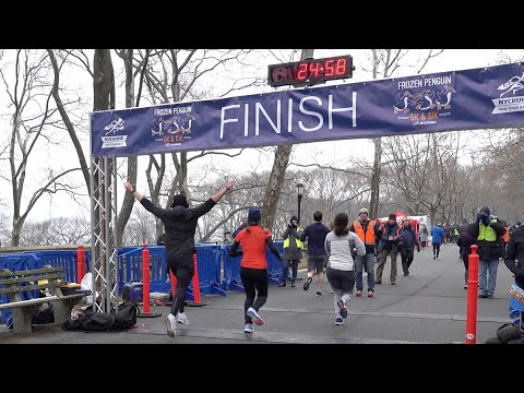 How to Run a 5K in Under 25 Minutes