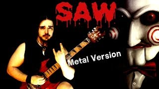 SAW Theme - Metal Version