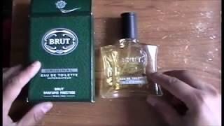 Brut Original Mens Fragrance (Review)