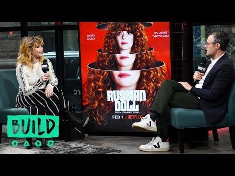 "Natasha Lyonne Discusses Her New Netflix Series, ""Russian Doll"""
