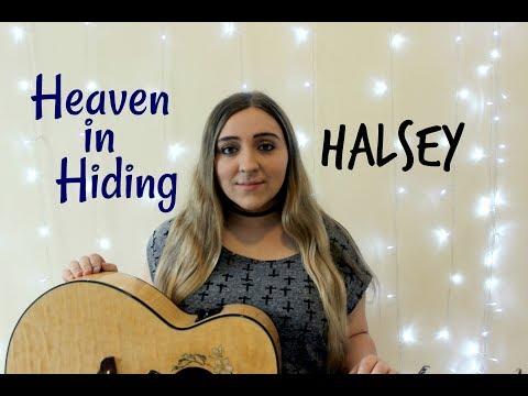 Heaven in Hiding - Halsey Cover