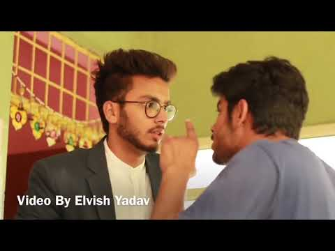 PRIVATE VS GOVERNMENT DEPARTMENT---Elvish Yadav new video