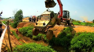 ĐUA XE ĐỊA HÌNH VIỆT NAM 2019 [RACING RACING VIETNAM Terrain 2019 is the most difficult competition]