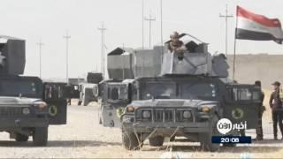 """أخبار عربية - القوات العراقية تفتحم """"الحمدانية"""" قرب الموصل"""