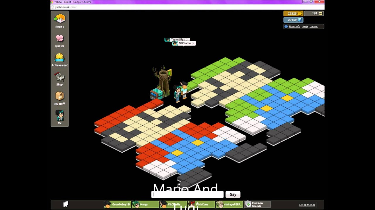 yabbo best pixel art rooms taylorlilyz youtube