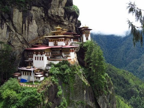 Where Next? Bhutan with Carol Vorvain.