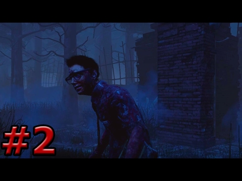 Dwight P3 Gameplay - MacMillan Estate - Dead by Daylight 02