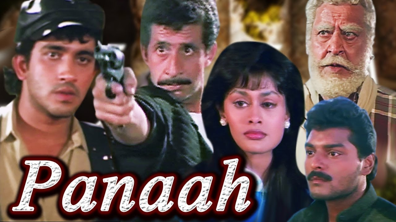 Download Panaah Full Movie | Naseeruddin Shah Hindi Action Movie | Pallavi Joshi | Bollywood Action Movie