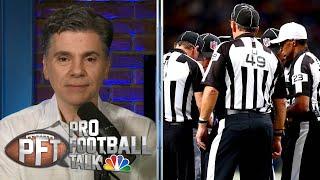 NFL 'sky judge' proposal may need more development   Pro Football Talk   NBC Sports