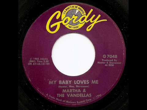 MARTHA & THE VANDELLAS  My Ba Loves Me