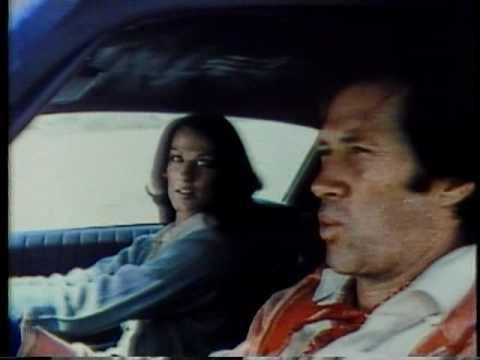 David Carradine in Cannonball 1976 TV trailer