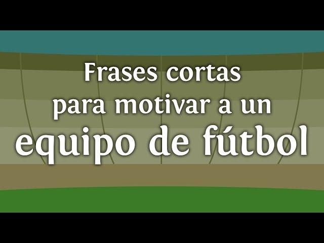 60 Frases De Futbol Para Facebook Whatsapp Y Mucho Mas Innatia Com