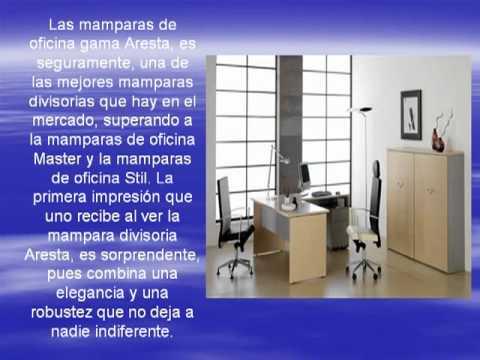Mamparas acr licas para oficinas usadas modelos de casas for Modelos de oficinas modernas