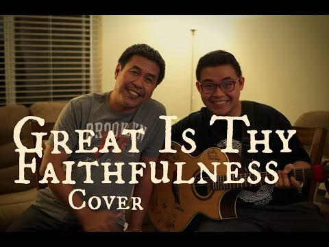Great Is Thy Faithfulness - Jimmy Needham Cover