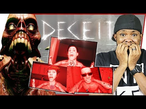 I'M ON TO EM! BUT NO ONE TRUSTS ME! - Deceit Gameplay