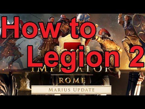 Imperator: Rome Update 2.0 Marius - Tutorial on Commanders  