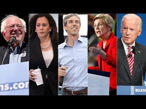 Who Will Be the First 2020 Dems to Drop Out?