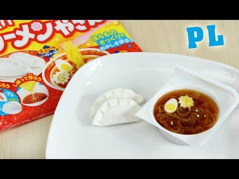 Zupa Ramen i pierogi z proszku - JAPANA zjadam #67 | Agnieszka Grzelak Vlog